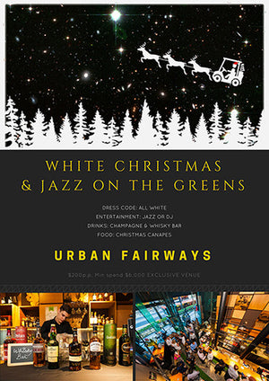 White Christmas & Jazz on the Greens
