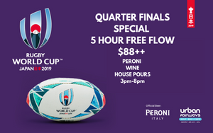 Rugby World Cup Quarter Finals Special
