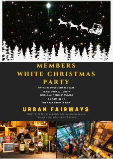 Members White Christmas Party