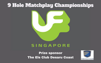 UF 9 Hole Matchplay Championships May 2018