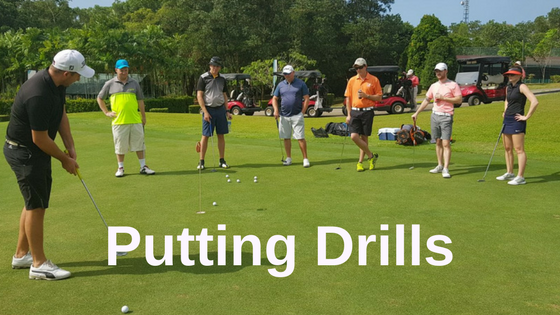One Day Golf Clinics