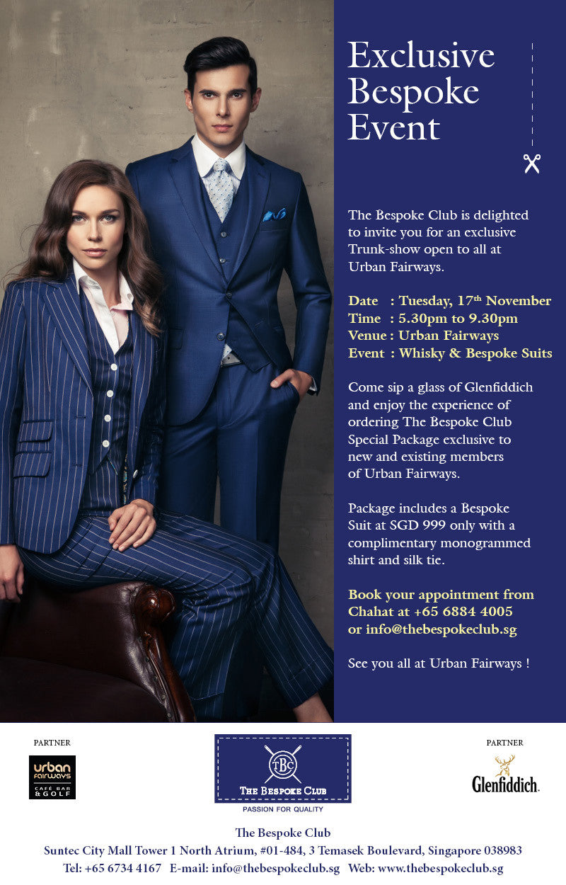Exclusive Bespoke Event