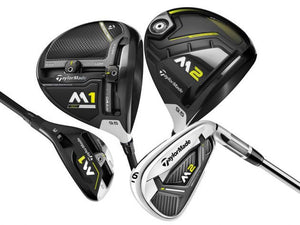 TaylorMade 2017 M Family Launch