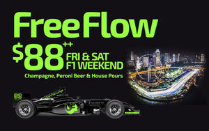 F1 weekend Free Flow