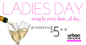 Swing by for Ladies Day