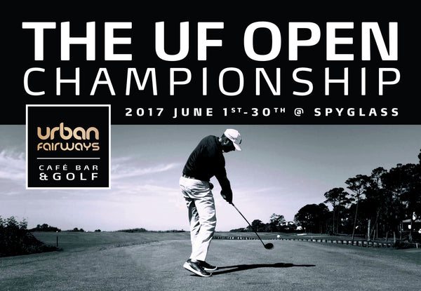 The UF Open Championship - 1st-30th June 2017