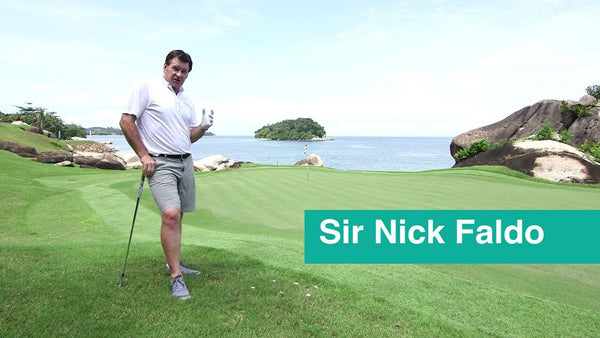 Weekend Getaway with Sir Nick Faldo