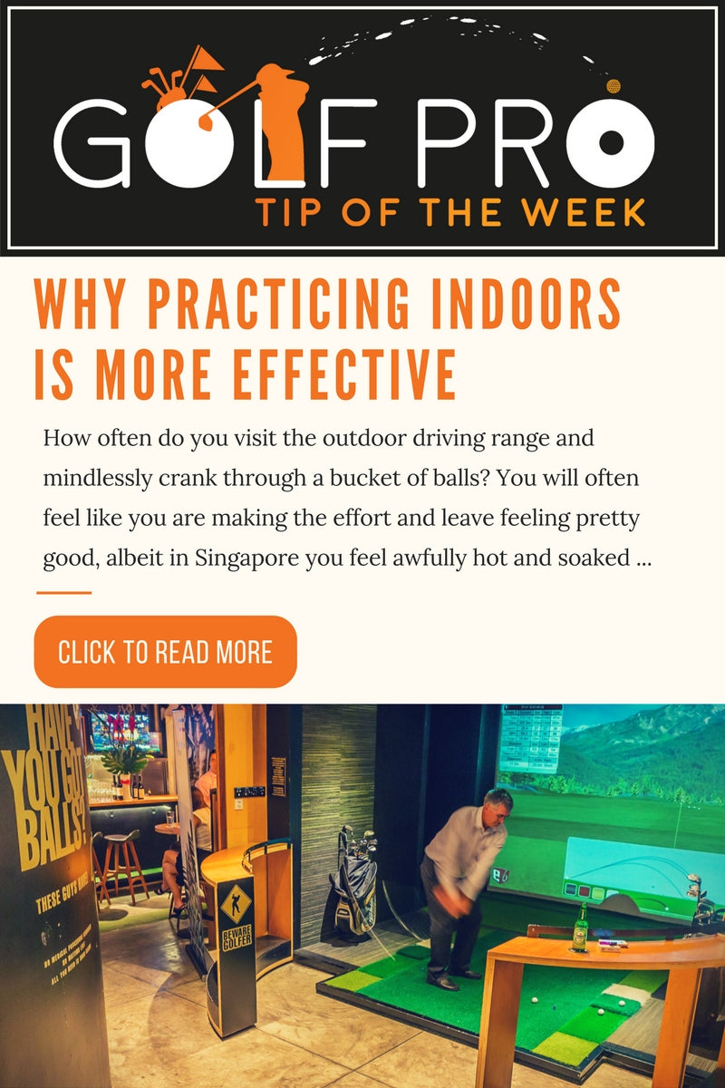 Why Practicing Indoors is More Effective