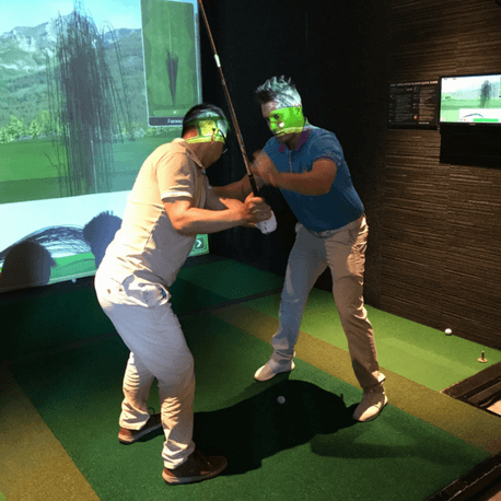 Overhaul Package - 10 x 60 min Golf Lessons