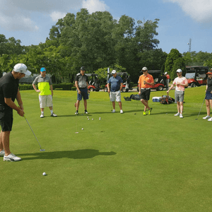 All Day Golf Clinic - Els Club Desaru