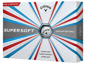Callaway Supersoft Golf Balls