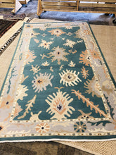 Turkish Handwoven Area Rug