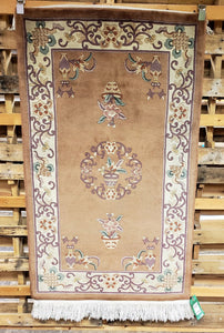Handwoven Chinese Rug