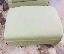 Kincaid Chair and Ottoman