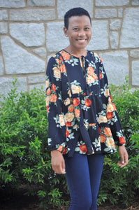 Sienna Floral Blouse