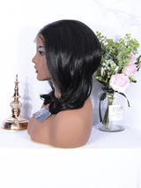 FUHSI Lace Front Wigs for Black Women 009-2#-3