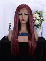 Fuhsi Wigs Lace Front Wig- 39#-Straight-1