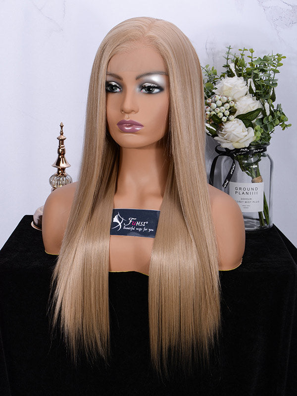 Fuhsi Wigs  Full Lace Wig 103#-straight-3