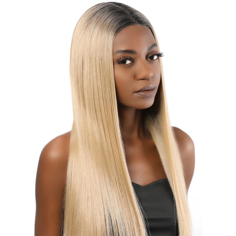 natural hairline full lace wigs-mildwild