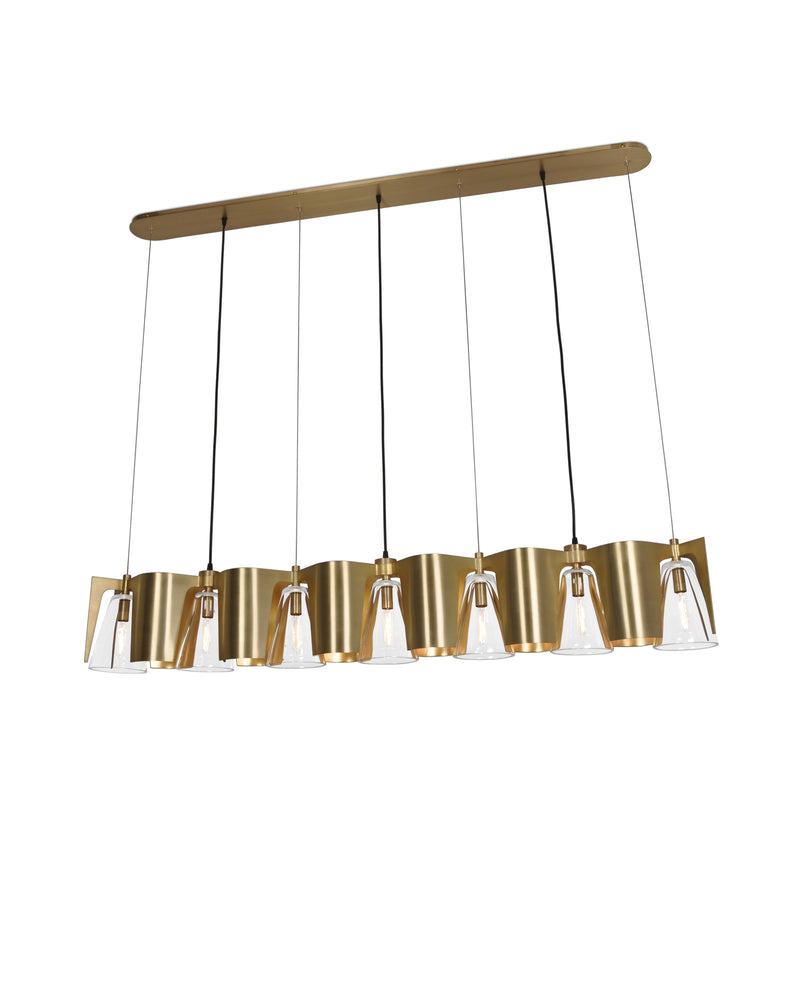 Carillon 7 Light Chandelier