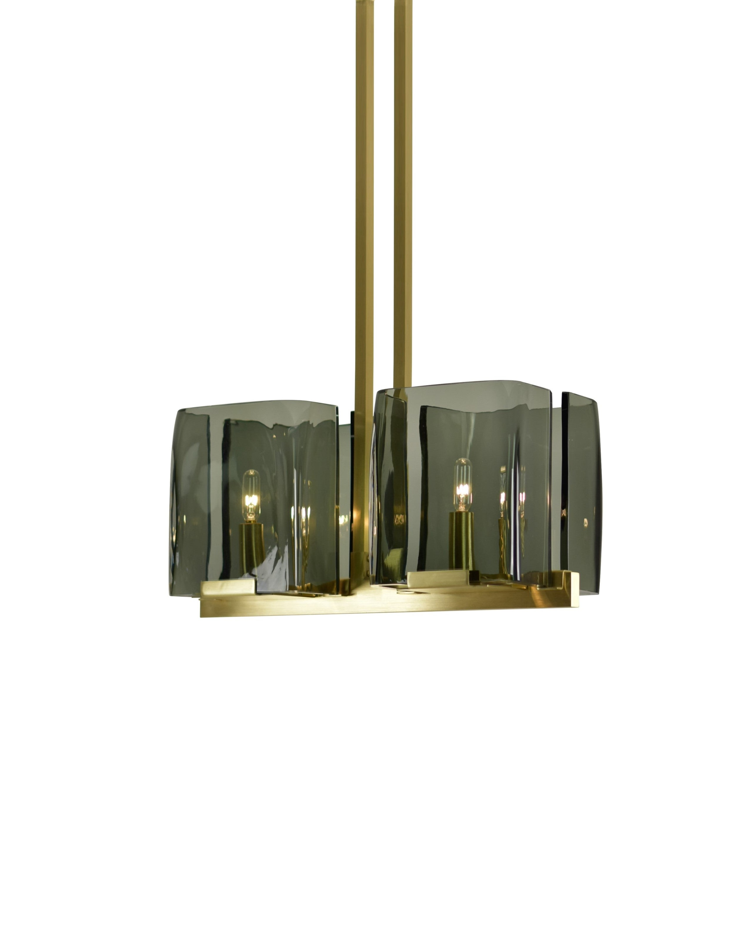 London 4-Light Pendant Oil Rubbed Bronze
