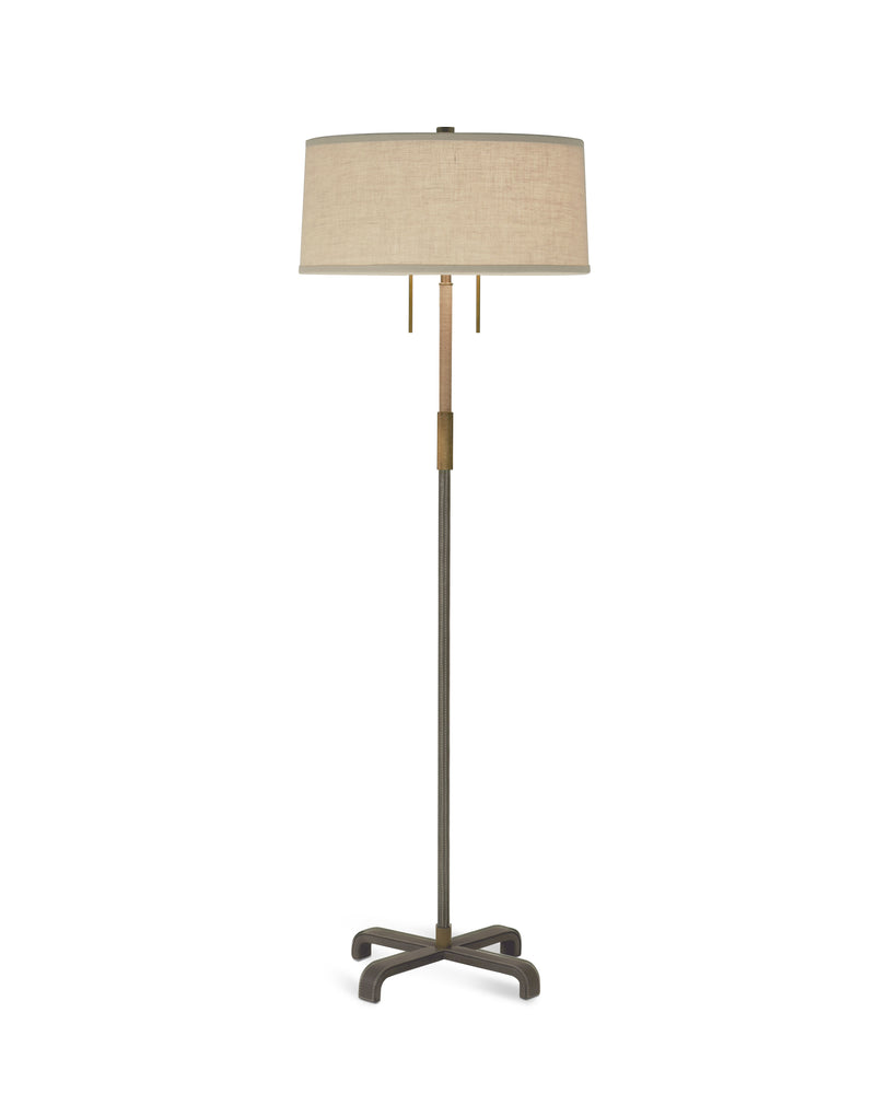 Fixture available is All Mink Leather - No Jute