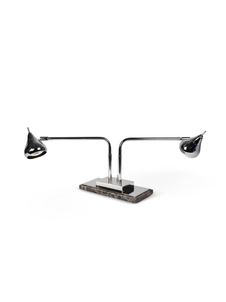 Sofia Desk Lamp Carrara