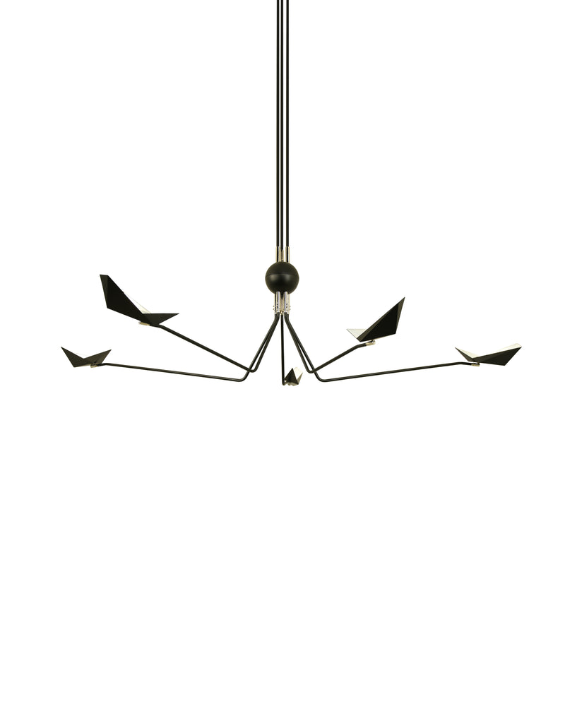 Volar Chandelier 5 Arm