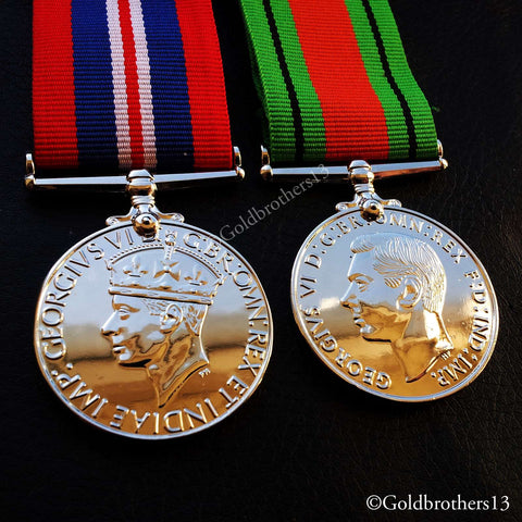 German War Medals (WWII)