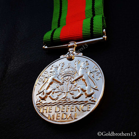 British defence service ribbon