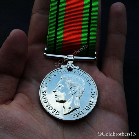 British defence recognition medal