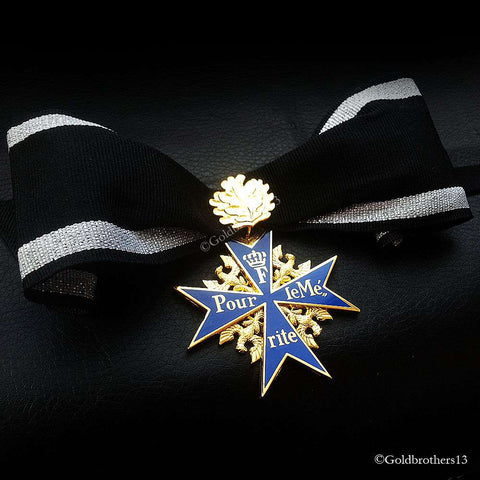 Blue max cross medal