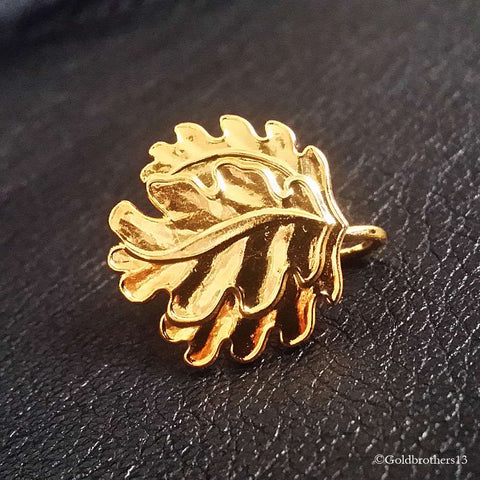 GRAND Pour Le Merite 24k Gold Plated With Oak Leaf Blue Max Highest Honor Repro