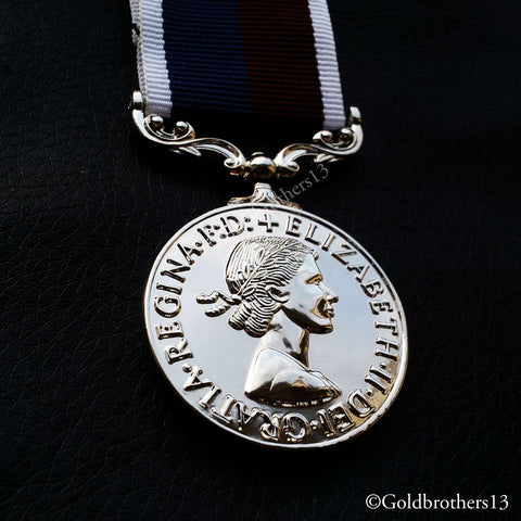 Medal for long service: British royal airforce