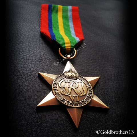 British medal: star