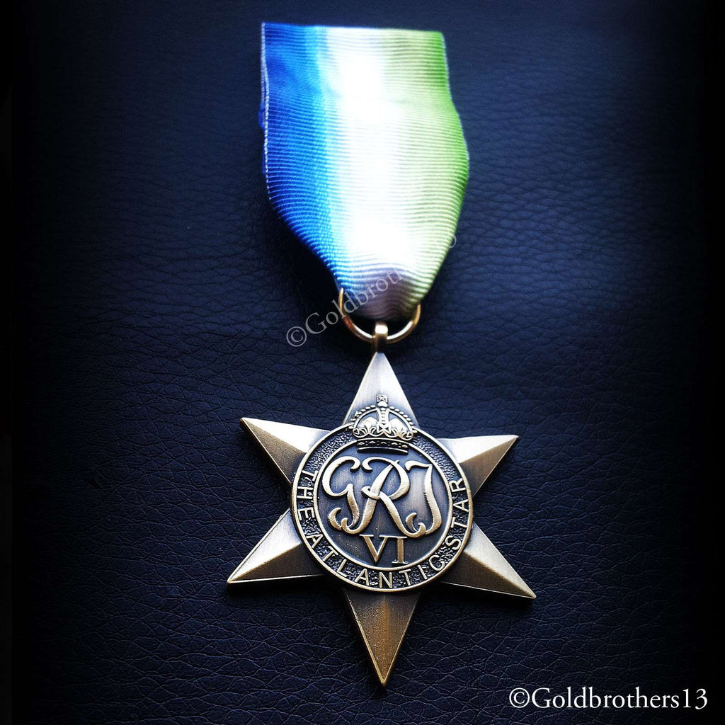War medal and ribbon: Britain