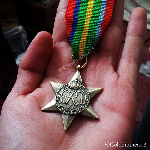 British army star