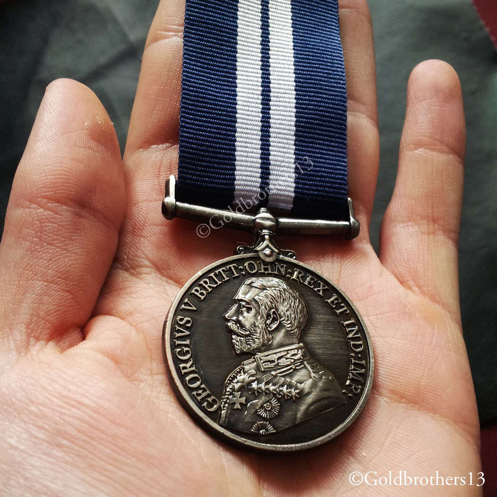 British army medal for service in WW1