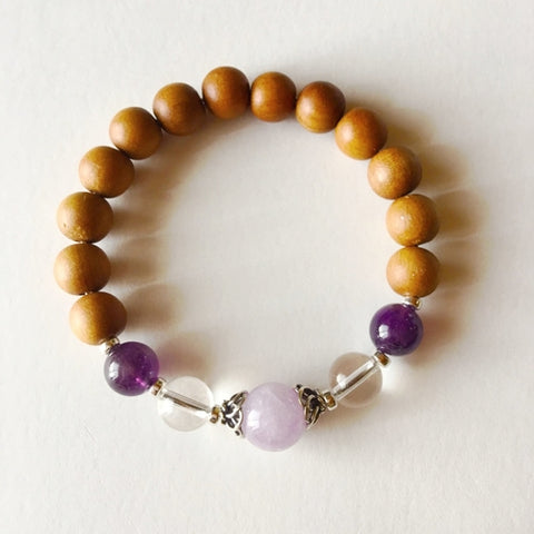 Crown Chakra Bracelet - Intrepid Soul