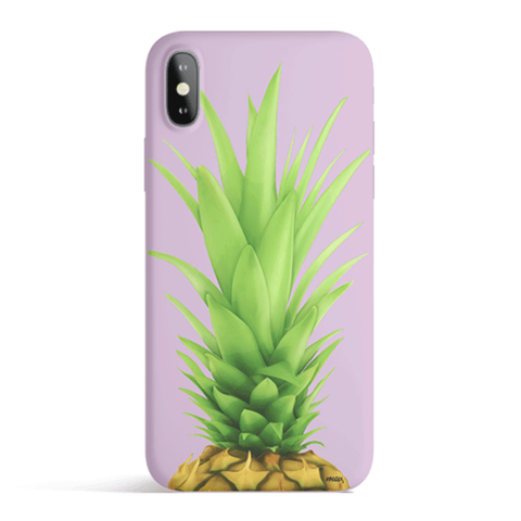 Image of Pineapple Head - Colored Candy Cases Matte TPU - Intrepid Soul