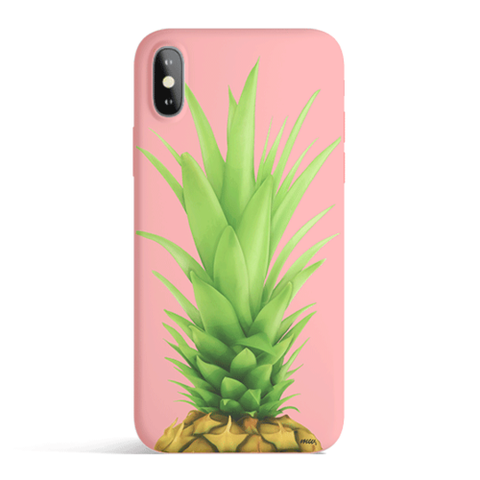 Pineapple Head - Colored Candy Cases Matte TPU - Intrepid Soul