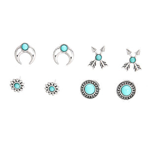 Retro Jewelry Vintage Alloy