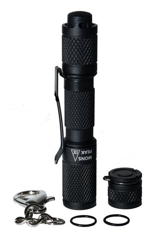 Mons Peak IX Wingman Flashlight - Intrepid Soul