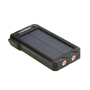 Solar Power Bank with Cigarette lighter😉