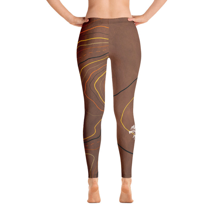 Mountain Contour Leggings
