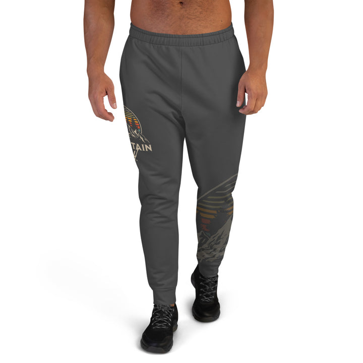 Mountain High Logo Men's Joggers