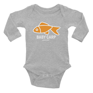Baby Carp Infant Long Sleeve Bodysuit Unisex