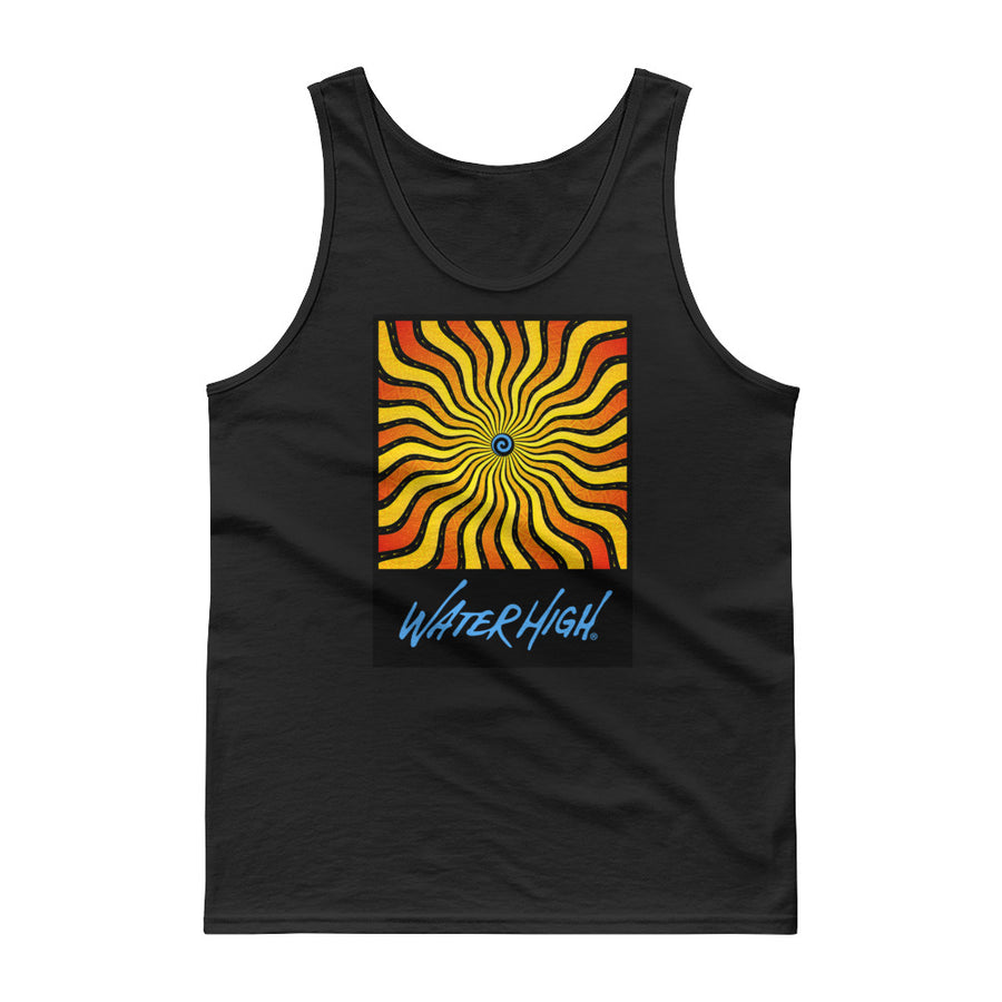 Sunburst Tank top Unisex