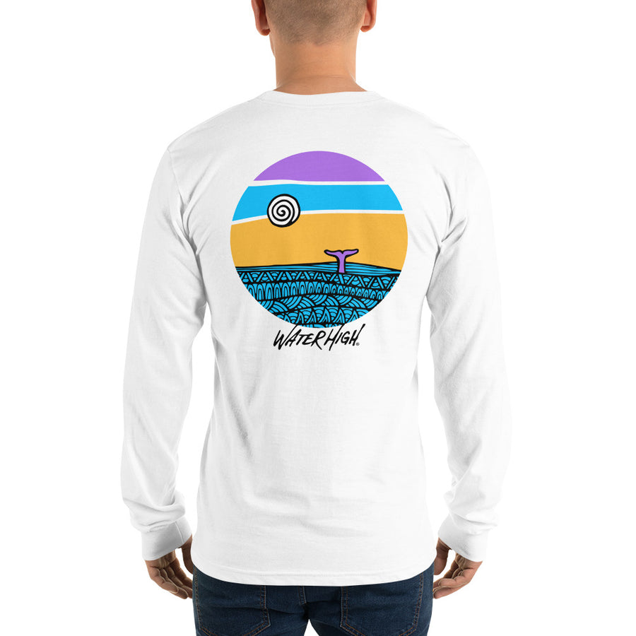 Sun Tail Long sleeve t-shirt unisex new