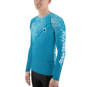 MountainHigh™ Topography Men's Base Layer